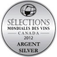 Médaille d'Argent 2012