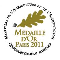 Médaille d'Or 2011